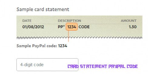 13 Easy Rules Of Card Statement Paypal Code  card statement