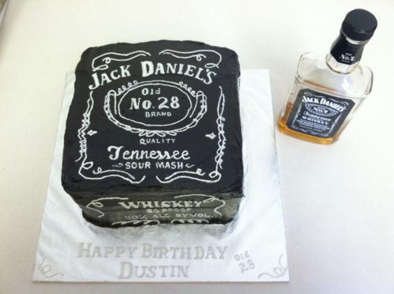 daniels birthday cakes jack daniels birthday daniel o connell jack o ...