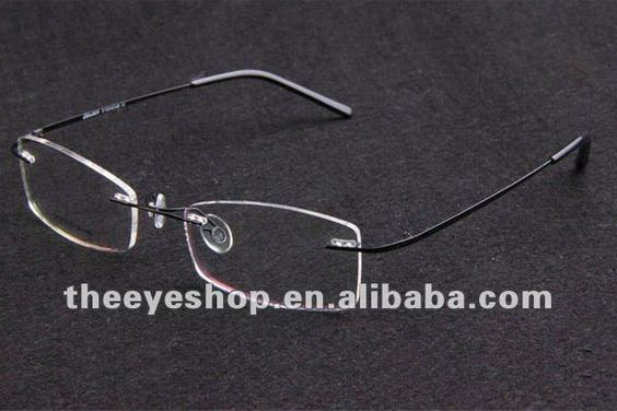 Rimless Glasses Disadvantages : Pinterest The world s catalog of ideas