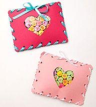 Sewn Candy Pouches