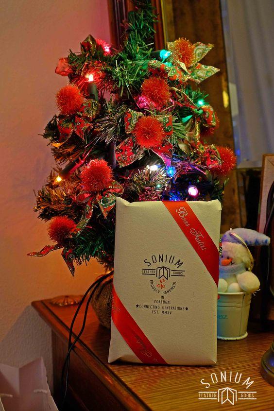 Prenda para o Natal. Christmas Gift