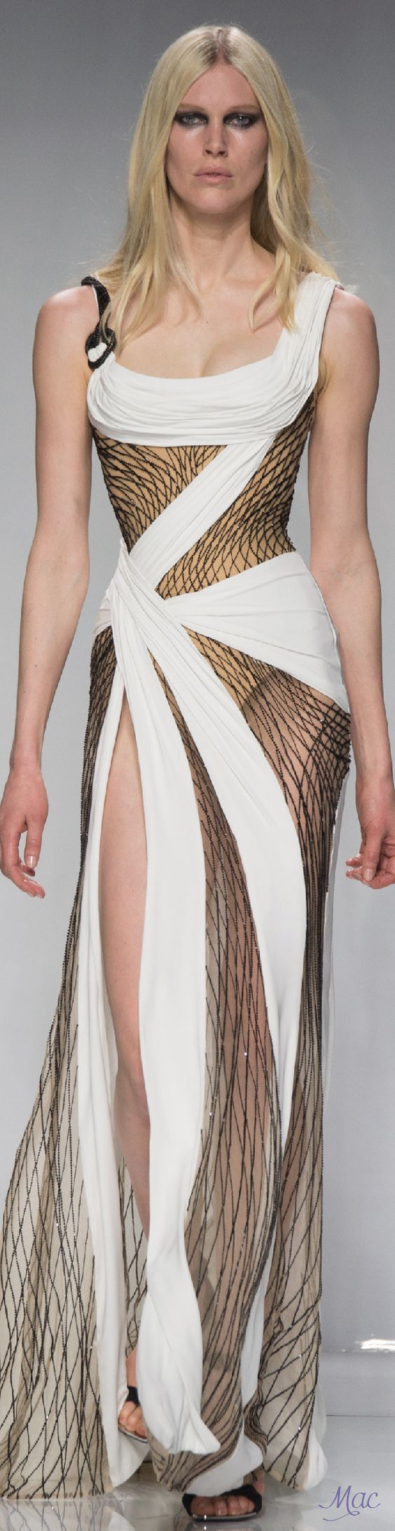 Atelier Versace Spring 2016 Haute Couture                                                                                                                                                     More