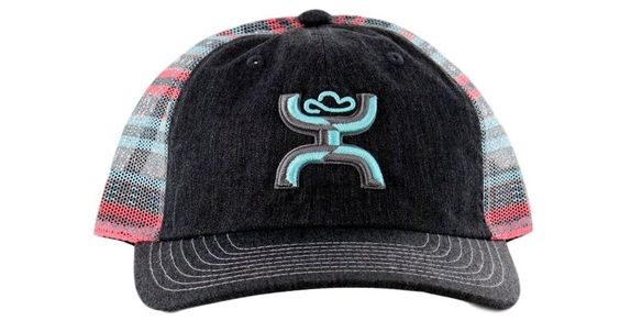 HOOey Hats & Caps HOOey is the action sports brand designed for the western lifestyle. Originally starting in Texas, the brand's name was inspired by the last wrap required to secure the legs of the cow in calf or tie-down roping.