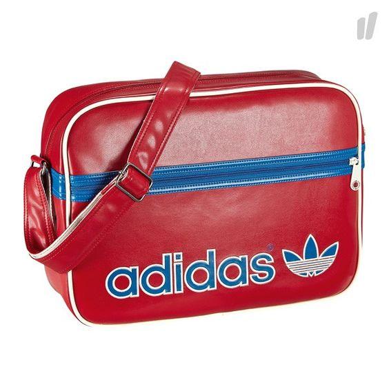 Adidas AC Airline Bag - http://www.overkillshop.com/en/product_info/info/9042/