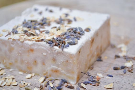 shannon my friend and more oatmeal bars bar soap lavender oatmeal ...
