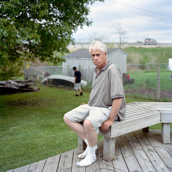 Untitled, Dad 2010