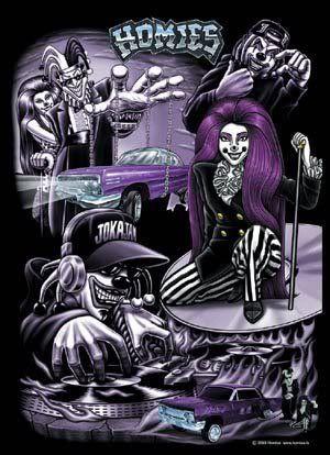 homies | Homie Joker G... Lowrider Arte Joker