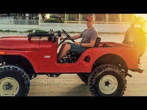 Jeep Build 1970 Cj5 Walk Around Youtube In 2020 Jeep Old