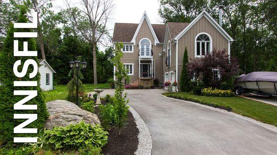 Home for Sale in Innisfil | The Mark Faris Team | 1652 Roslyn Avenue, In...(August,2014)