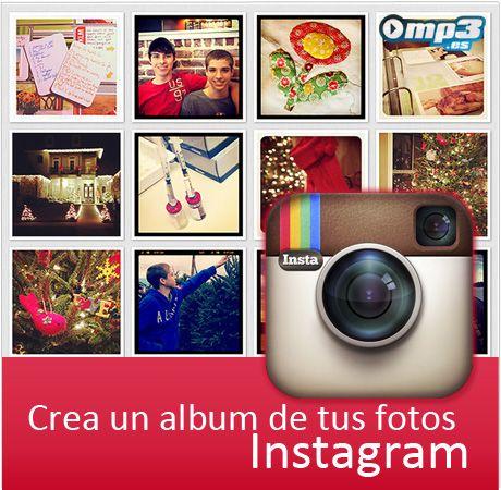 Crea un album con las fotos de Instagram - Agrupa tus fotos de la red de Instagram en álbumes y compártelos con tus amigos y contactos. Aprende cómo hacerlo con este tutorial:  http://blog.mp3.es/como-crear-un-album-con-las-fotos-de-instagram/?utm_source=pinterest_medium=socialmedia_campaign=socialmedia