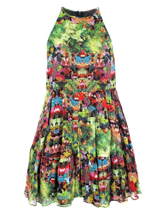 Camilla and Marc True Love Dress, $599 I know it looks crazy, but, I really want to make a skirt like this! There's something about it that I love <3 Maybe the wackiness or the way it would showcase my hips? ;)