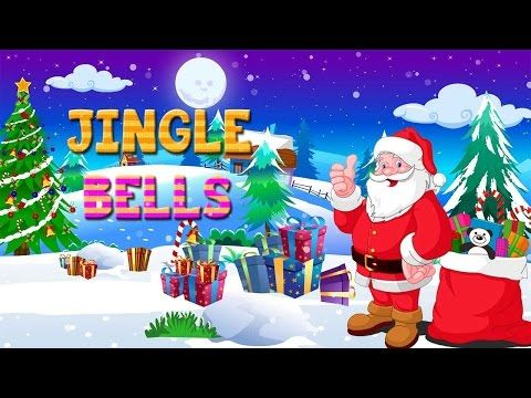 Jingle Bells Jingle Bells Jingle All The Way Christmas Song Popular Christmas Song F Jingle Bells Lyrics Popular Christmas Songs Christmas Songs For Kids