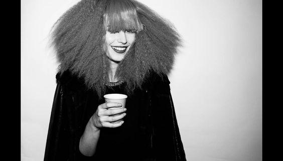 Ion Fiz - Mercedes Benz Fashion Week Madrid - Otoño Invierno 2014/2015 - Fashion Backstage