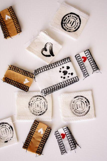 Clothing Tags | delia creates
