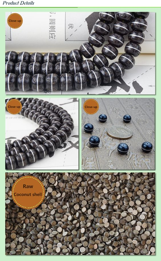 9x7mm natural coconut aluminum silver beads jewelry supplies, View silver beads, Bios Product Details from Dongguan Bai Yeye Accessories Co., Ltd. on Alibaba.com