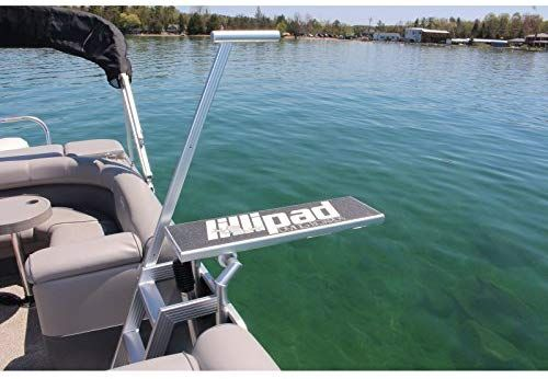 Lillipad Pontoon Diving Board With Quick Release For Storage Sports Outdoors Amazon Canada Pontony Yahta Lodka