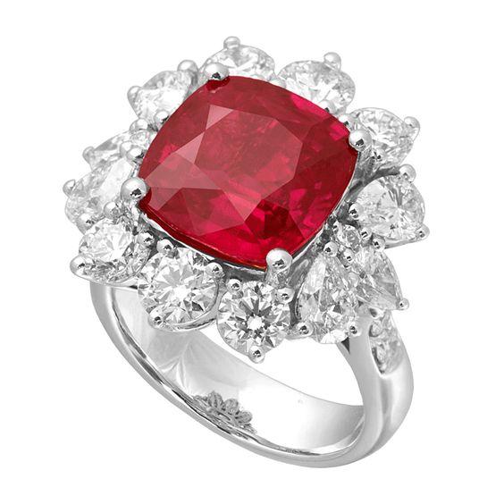 Jye Ruby Ring RR26169