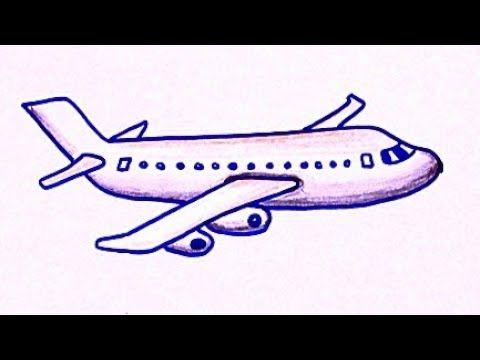 رسم طائرة سهله رسم سهل جدا رسومات سهلة وجميلة تعليم الرسم للمبتدئين خطوة بخطوة Youtube Logos Art Calligraphy