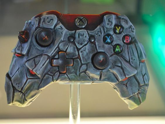Very cool One controller.
