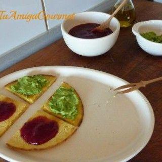 Tortita de Sémola de Maíz