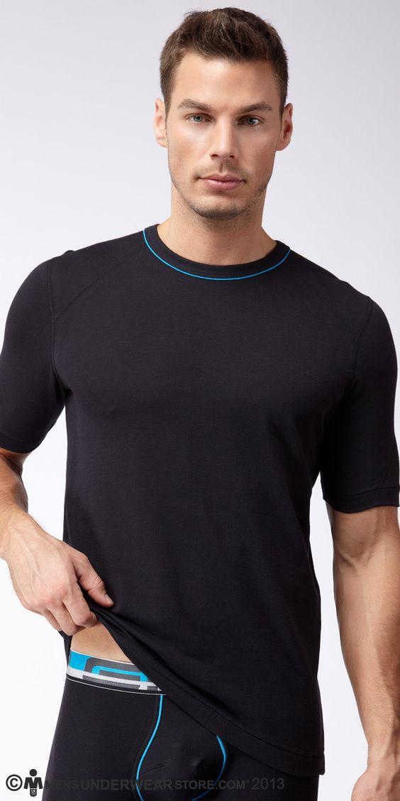 Eric Allen for Men's Underwear Store (2013) #EricAllen #EricRichAllen #malemodel #model #malesupermodel #supermodel #MC2Models #FordModels_Chi #KimDawsonModels #underwear #undershirt #CIN2 #black