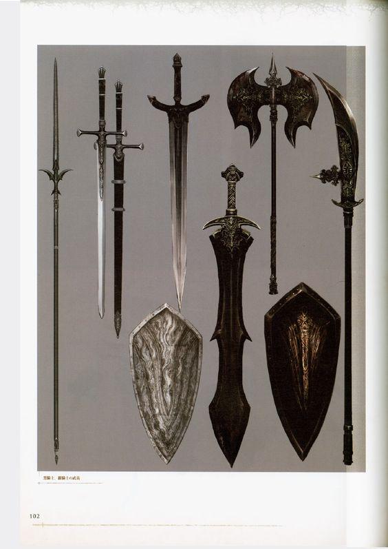 dark souls swords by - photo #31