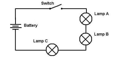 Circuits One Path For Electricity Lesson Electricity Lessons Science Electricity Circuit