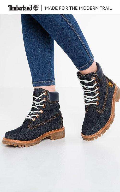 timberland white oak denim boots