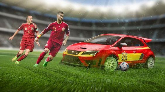 Eurocopa 2016, imaginando los coches de los principales equipos - http://www.actualidadmotor.com/eurocopa-2016-imaginando-los-coches-los-principales-equipos/