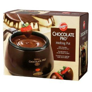 #2: Wilton Chocolate Pro Electric Melting Pot