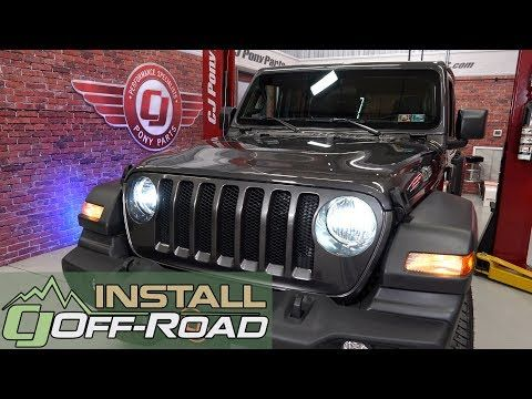 Buy An Oracle Lighting 6500k H13 Led Headlight Bulb Conversion Kit For Your 2007 2018 Jeep Jk Wrangler 2018 2020 Jeep Jl Wrangler Jeep Headlight Bulbs Jeep Jl
