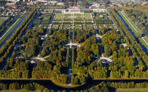 Cool Der Gro e Garten in Hannover Herrenhausen