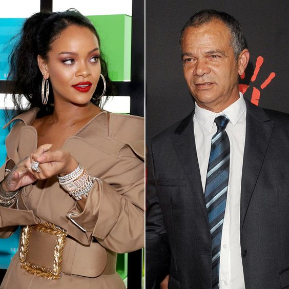 Rihanna Has Filed Suit Against Her Father