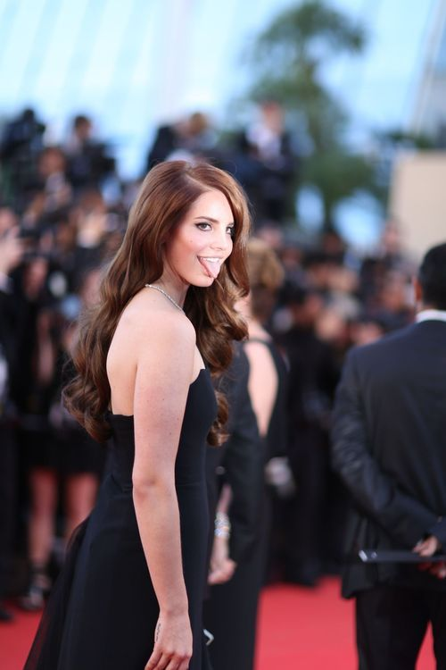 Filmfestival Cannes, Lana Del Rey