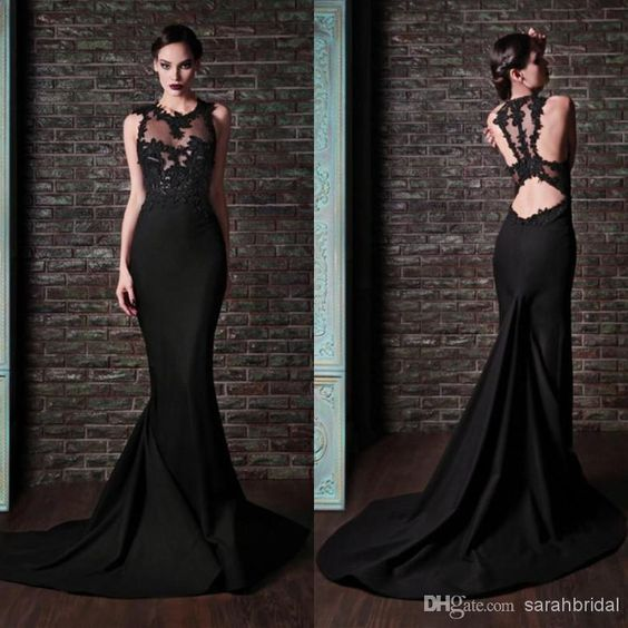 2017 New Real Photos Celebrity mermaid Evening Dresses holiday ...