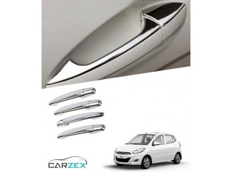 Chrome Door Handle Cover Hyundai I10 Car Body Cover Car Side
