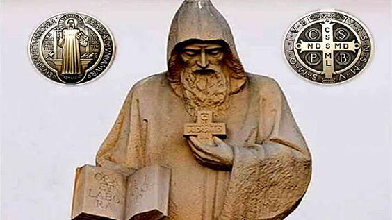 Poderosa Oración a San Benito para Alejar Malas Personas, Envidias, Magias, Mala energía. | Mhoni Vidente