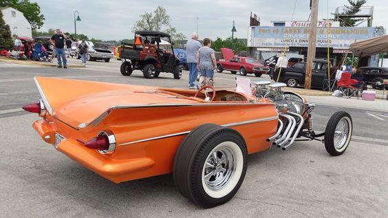 1959 Buick Wild Cat Roadster: