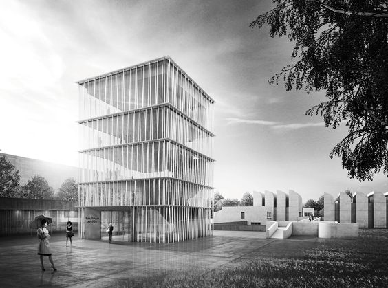 Wettbewerb für Bauhaus-Archiv Berlin entschieden / Volker Staab baut einen Turm - Architektur und Architekten - News / Meldungen / Nachrichten - BauNetz.de