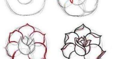 28 Contoh Gambar Bunga Mawar 3d Cara Menggambar 10 Bunga Terkenal Di Dunia Flora Drawing Download Us 11 1 63 Off Wallpaper 3d B Bunga Cara Menggambar Gambar