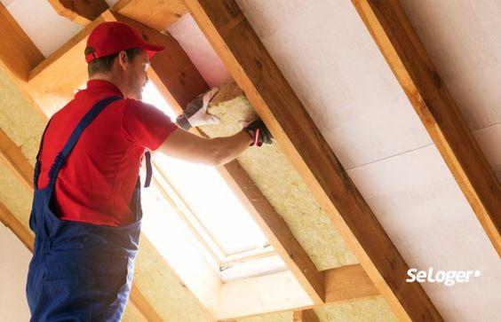 Les aides pour isoler les combles de votre maison #aides #travaux #isolation