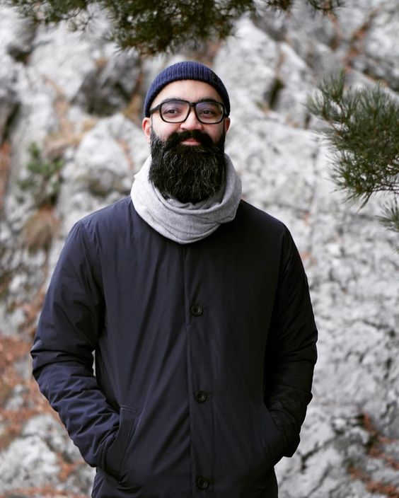 nice 50 Fashionable Hipster Beards – Up To The Minute Styles Check more at http://machohairstyles.com/best-hipster-beards/