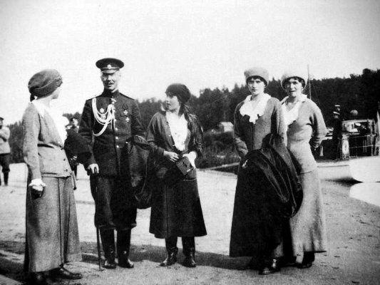 OTMA at Mogilev, 1916 | OTMA |...