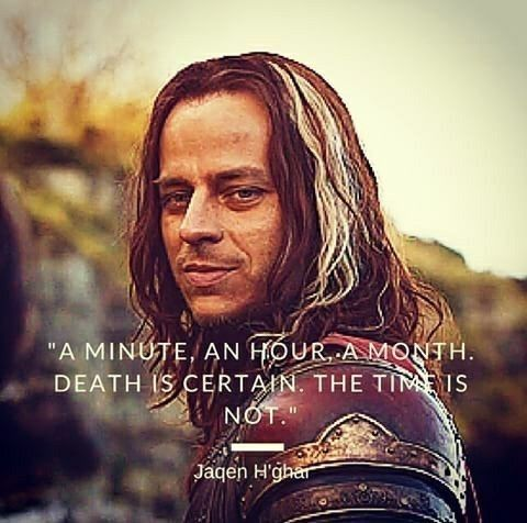 Jaqen H Ghar Quote Game Of Thrones Gameofthrones Got