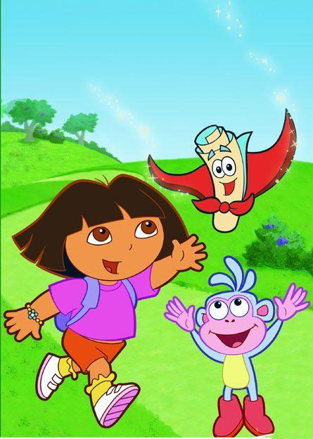Dora the Explorer | dora the explorer Pictures, Photos ...