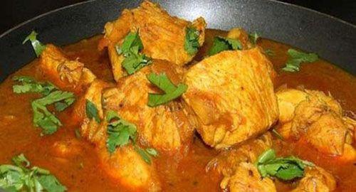 طريقة عمل الدجاج بالكارى والزبادى وصفات الدجاج Curry Chicken Recipes Food