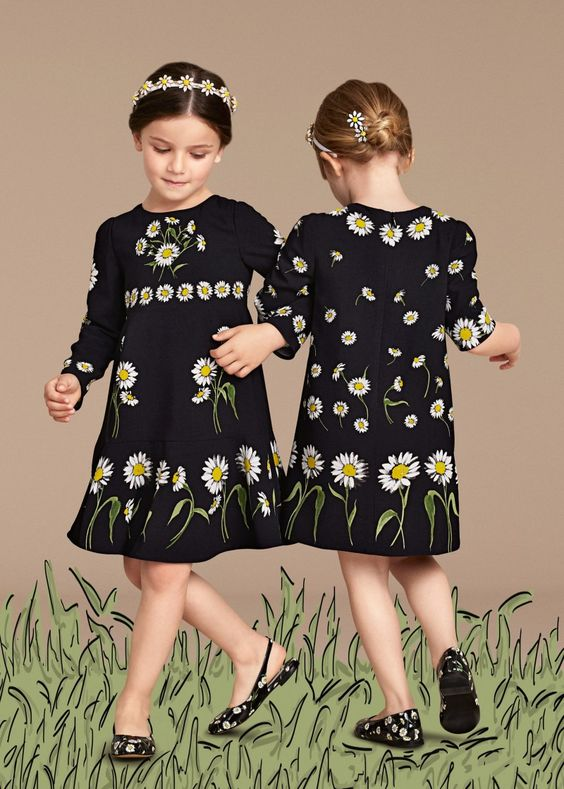 Do you think children's clothing has become too adult?