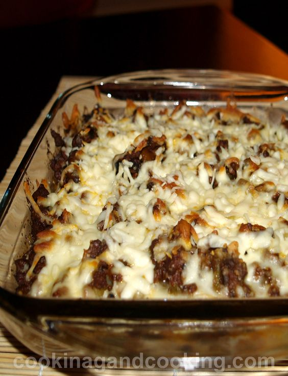 Casserole Recipes Beef And Meals On Pinterest