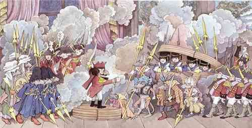 Nutcracker By E T A Hoffmann With Pictures By Maurice Sendak Pickle Papers Maurice Sendak Drawings Illustration
