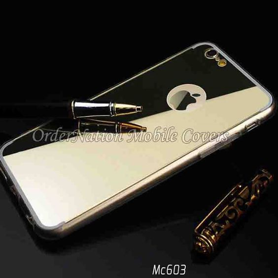 Mc603 Rs 999 ( Cash on Deleviry)  Mirror Aluminium Bumper  Back Luxury Case For iPhone 7 To place your order:  1. Whatsapp or sms: 03064744465 or  2. Inbox us or 3. Visit our website: http://ift.tt/2dHHg58 - http://ift.tt/1MNMhRR